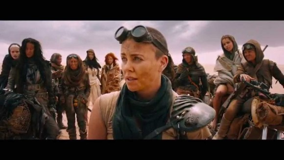 Mad Max: Fury Road - Clip #3