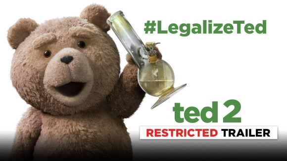 Ted - Official Restricted Trailer