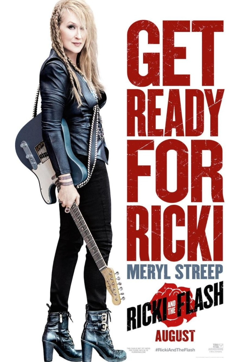 Eerste trailer 'Ricki and the Flash'