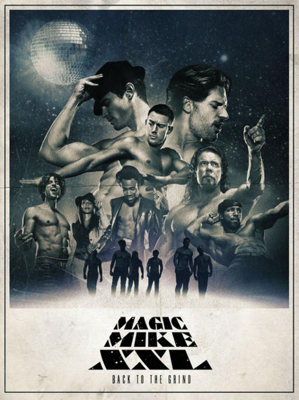 Channing Tatum is terug in volledige trailer 'Magic Mike XXL'