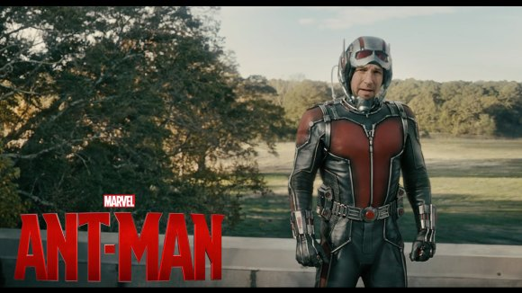 Ant-Man Trailer #1