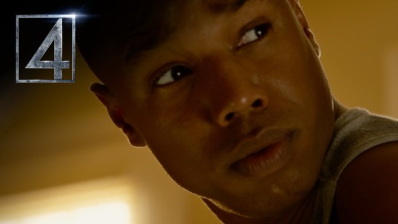 Fantastic Four - Michael B Jordan