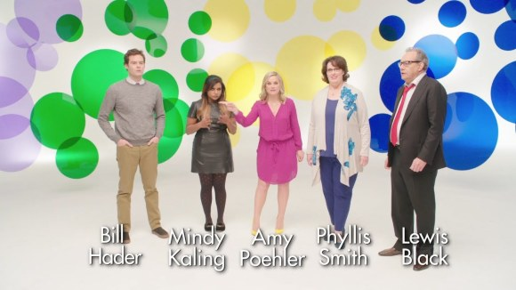 Meet the Inside Out Cast