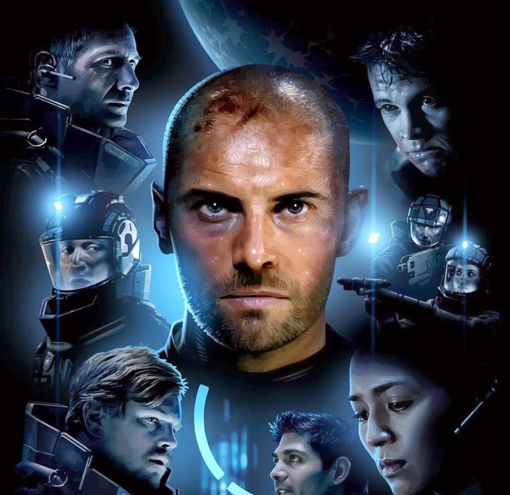 Trailer sci-fi thriller 'Infini'