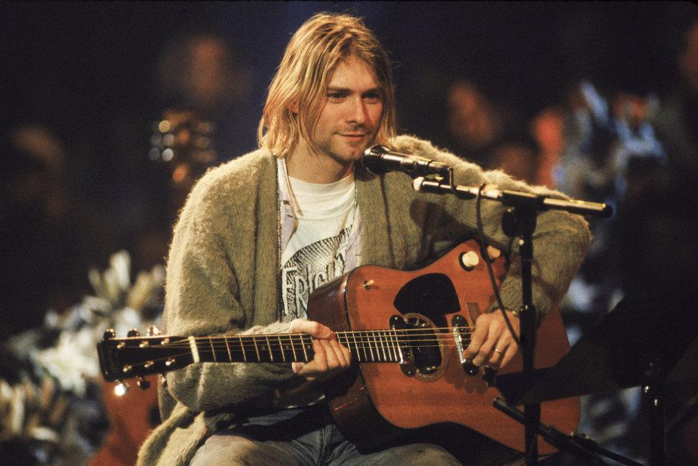 Meer voorstellingen van Kurt Cobain docu