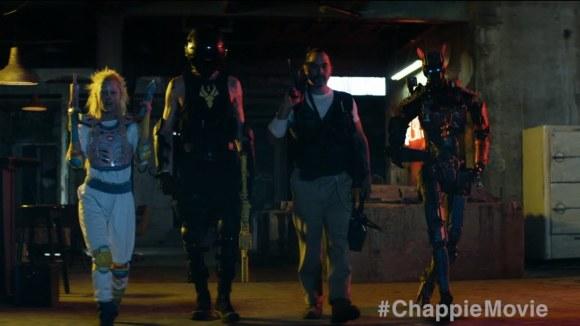 Chappie - Die Antwoord featurette