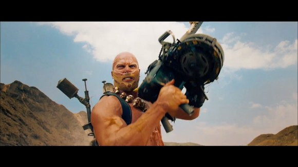 Mad Max: Fury Road - Official International Trailer#1