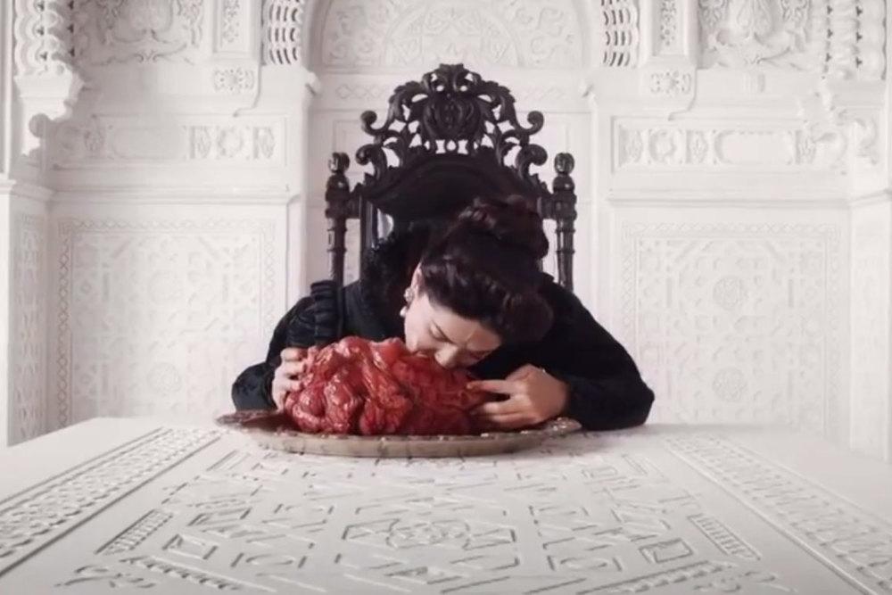 Bijzonder mysterieuze trailer 'The Tale of Tales' van 'Gomorra'-regisseur Matteo Garrone