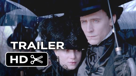 Crimson Peak - Official Teaser Trailer #1