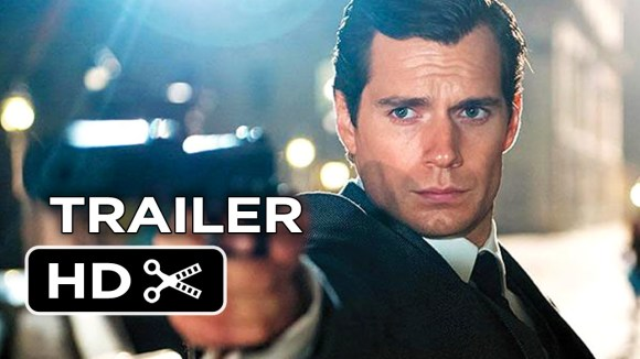 The Man From U.N.C.L.E. - Official Trailer #1