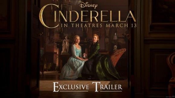 Cinderela - Official US Trailer 2