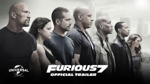 Fast & Furious 7 - Trailer #2