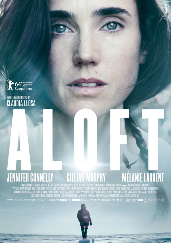 Cillian Murphy zoekt Jennifer Connelly in eerste trailer 'Aloft'