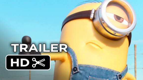 Minions - Official Trailer #2