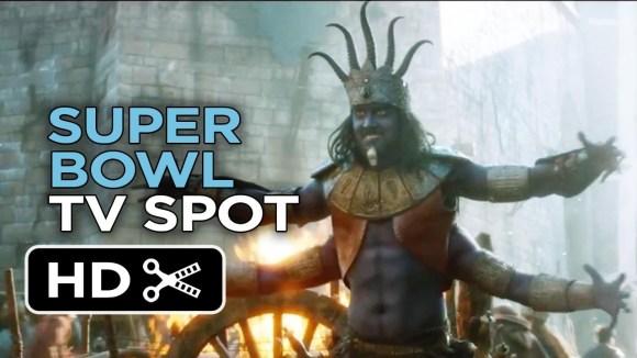 Super Bowl Spot