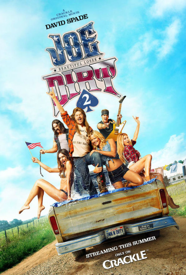 Teaser trailer 'Joe Dirt 2: Beautiful Loser'