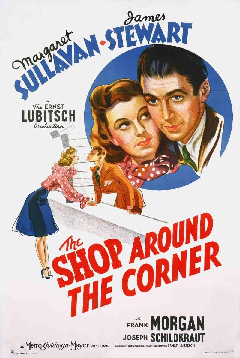 Flashback Friday: 'The Shop around the Corner'