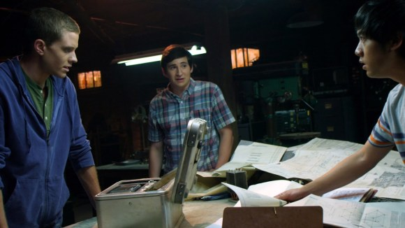 Project Almanac - Choose Your Own Adventure