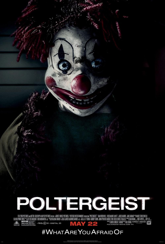 Volledige trailer & poster 'Poltergeist'