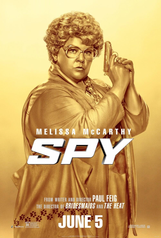 Trailer 'Spy': Golden McCarthy heeft een missie