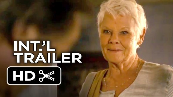 The Second Best Exotic Marigold Hotel - UK Trailer 1