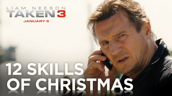 Taken 3- 12 Skills of Christmas