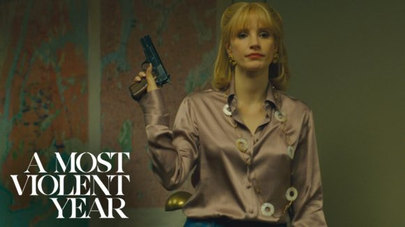 A Most Violent Year - The Gun