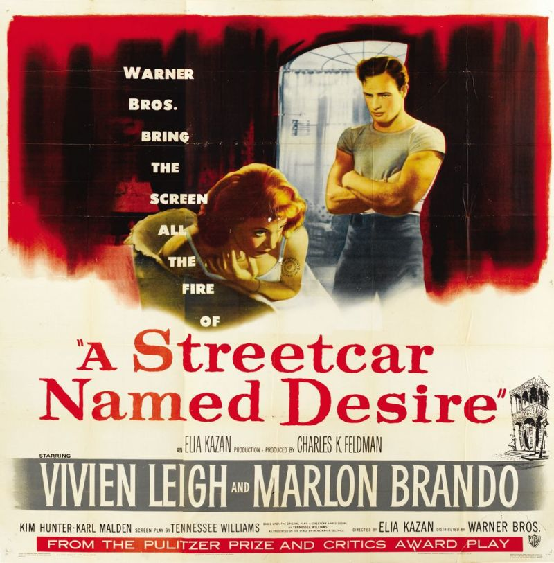 Flashback Friday: 'A Streetcar Named Desire'