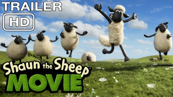 Shaun the Sheep -The Movie - Official Trailer