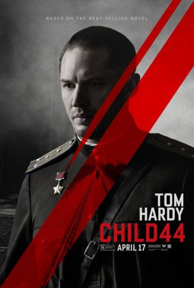 Posters & tv-spot 'Child 44'