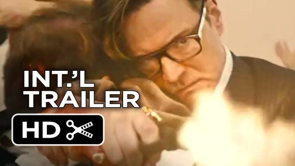Kingsman: the Secret Service - International Trailer