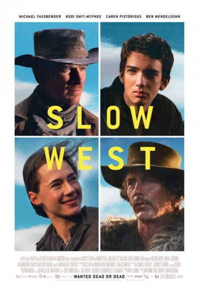 Eerste trailer 'Slow West' met Michael Fassbender