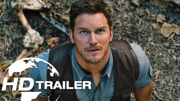Jurassic World - Officiële trailer