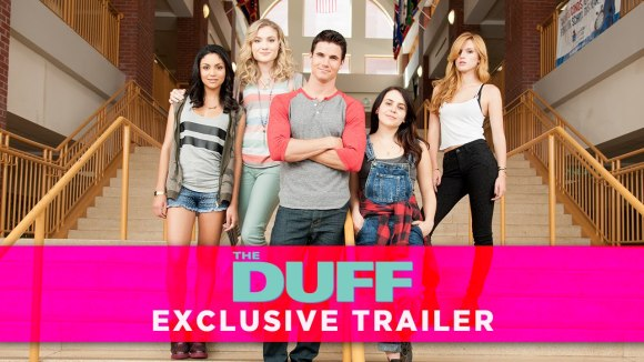 The DUFF - Trailer
