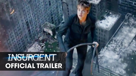 The Divergent Series: Insurgent - Teaser trailer