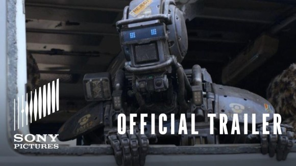 Chappie - Official Movie Traile