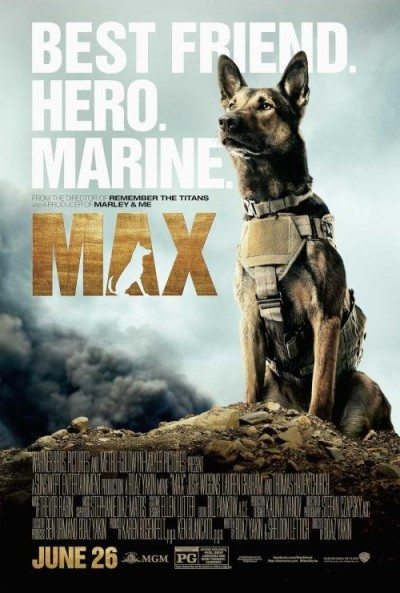 Trailer & poster 'Max'