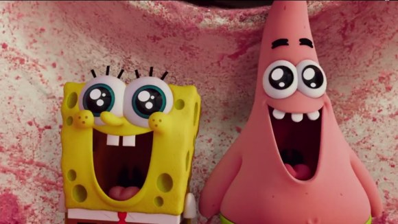 The SpongeBob Squarepants Movie: Sponge Out of Water - Official Trailer #2