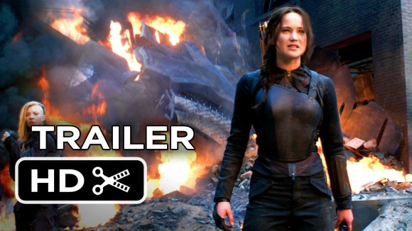 The Hunger Games: Mockingjay - Part 1 - Official Final Trailer