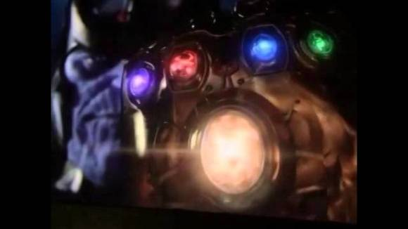 Footage from the Avengers: Infinity Wars teaser