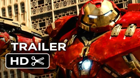 Avengers 2: Age of Ultron Official Trailer #1