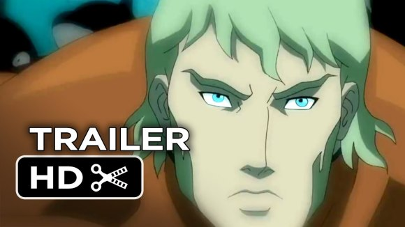 Justice League: Throne of Atlantis - Official Trailer #1