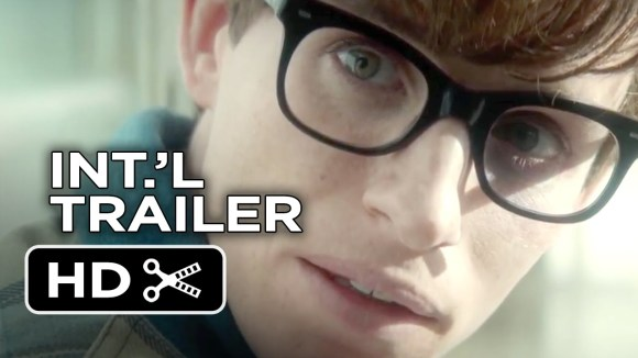 The Theory of Everything - Official UK Trailer #1