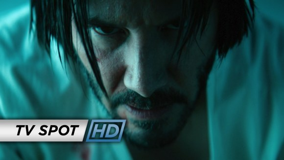 """John Wick - TV-spot """"Vengeance"""""""