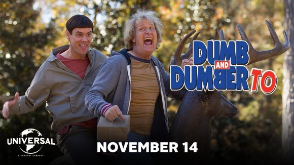 Dumb and Dumber To - TV-spot #1