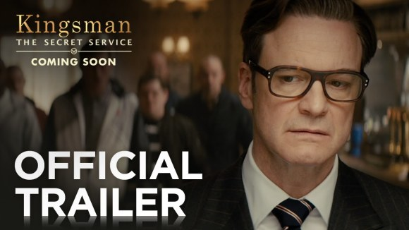 Kingsman: the Secret Service - Trailer #2