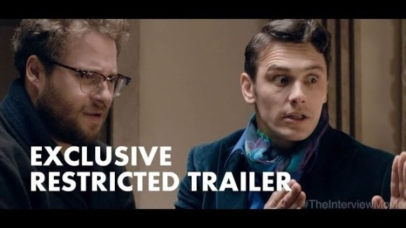 The Interview - Official Red Band Trailer