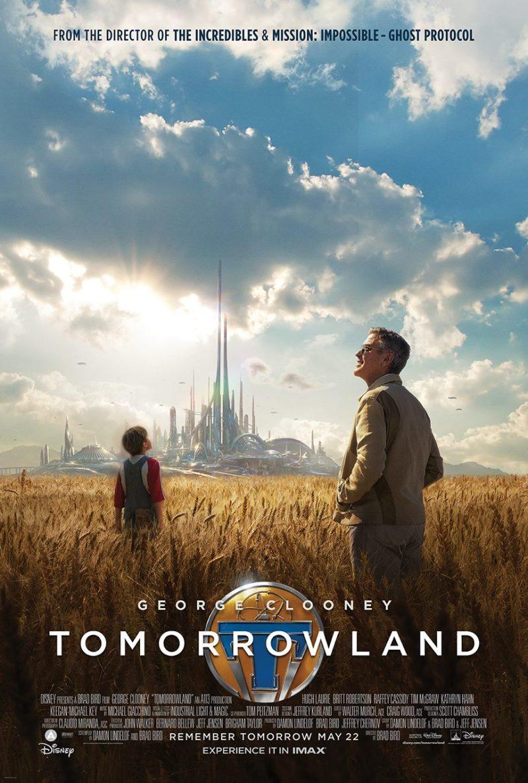 Nieuw affiche 'Tomorrowland'