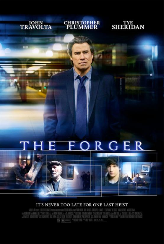 John Travolta op het criminele pad in eerste trailer 'The Forger'