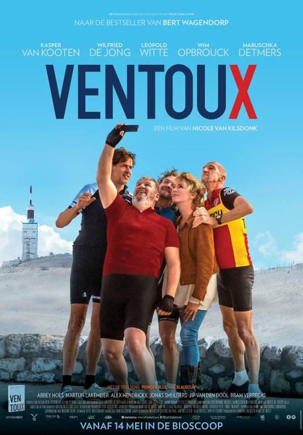 Eerste trailer Nederlandse film 'Ventoux'